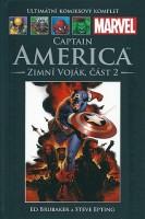 Obálka komiksu Captain America: zimní voják, část 2.