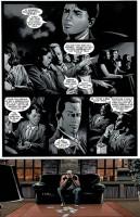 Ukázka z komiksu Captain America: zimní voják, část 2.