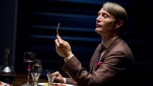 Hannibal je gurmán.