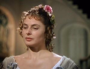 Ingrid je prostě krásná.