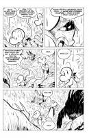 Ukázka z komiksu Kůstek: Ostrozub, vládce východního pomezí.