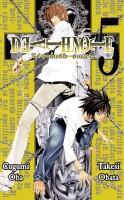 Obálka mangy Death Note: Zápisník smrti 5.
