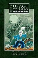 Obálka komiksu Usagi Yojimbo: Yokai.