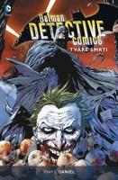 Obálka komiksu Batman Detective Comics: Tváře smrti.