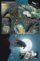 Ukázka z komiksu Batman Detective Comics: Tváře smrti.