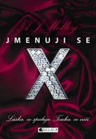 Obálka knihy Jmenuji se X.