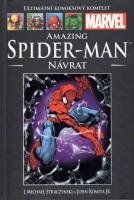 Obálka komiksu Spider-Man: Návrat.
