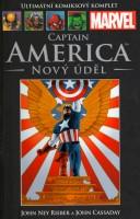 Obálka komiksu Captain America: Nový úděl.