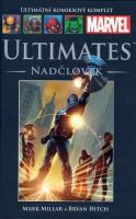 Obálka komiksu Ultimates: Nadčlověk.