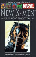Obálka komiksu New X-Men: G jako Genocida.