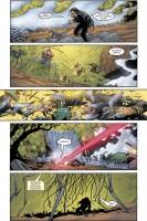 Ukázka z komiksu New X-Men: G jako Genocida.