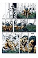 Ukázka z komiksu Spider-Man: Kravenův poslední lov.