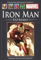Obálka komiksu Iron Man: Extremis.