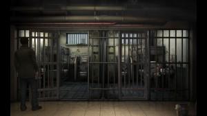 Trošku drsné seznámení s podmínkami anglického vězeňství.