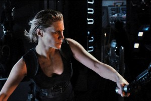 Další památná role pro Katee Sakhoff.