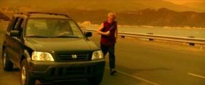 Nová olympijská disciplína - běh vedle auta.