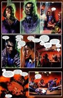 Ukázka z komiksu Tajná válka.