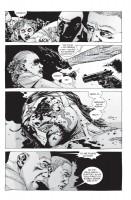 Ukázka z komiksu Živí mrtví: Zrozeni k utrpení.
