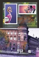 Ukázka z komiksu Procitnutí.