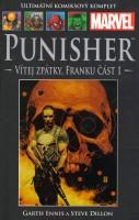 Obálka komiksu Punisher: Vítej zpátky, Franku (část 1).