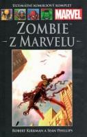 Obálka knihy Zombie z Marvelu.