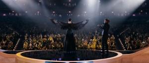 Pro mě nejkrásnější scéna celého filmu. Vizuálně.