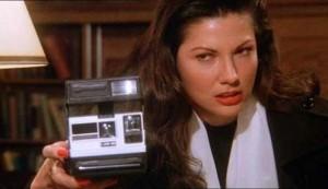 Polaroid, copak jsi ještě nikdy neviděl Polaroid?