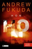 Obálka knihy Hon od Adrewa Fukudy.