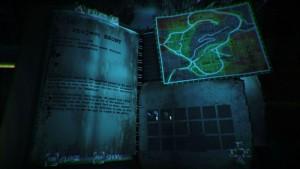 Inventář, mapa, poznámky - všechno pěkně na jednom místě.