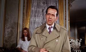 Klony útočí, aneb Humphrey Bogart-italské provedení.