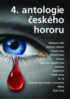 Obálka 4. antologie českého hororu.