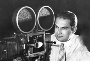 Kameraman Otto Heller.