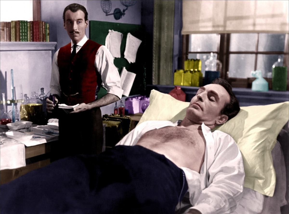 The Man Who Could Cheat Death (1959) | Horor-Web.cz ...