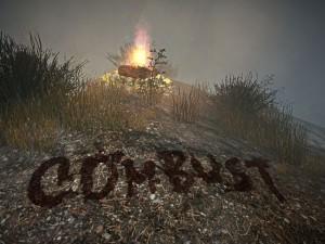 """""""Combust"""", tedy """"spálit"""". Jinak přeloženo: Tady máte nápovědu a teď si s ní dělejte, co chcete..."""