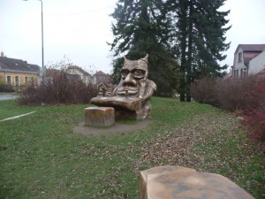 A na závěr ještě chotěbořský čert z dílny Michala Olšiaka.