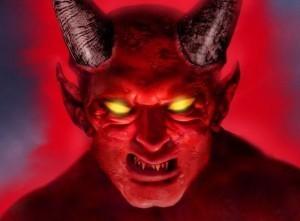 Satan a jedna z mnoha jeho podob