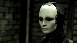 Maska je prostě úchvatná.