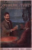 Obálka knihy Záhadné životy.