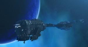 Krásná loď.