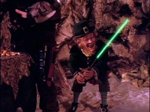 Jsem tvůj otec, Lu... Leprikone.