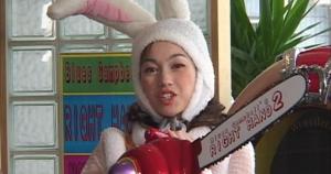 Svého králíčka si nikdy nekupujte bez motorové pily.