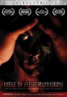 Plakát k filmu House of Flesh Mannequins.