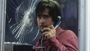 V telefonní budce je bezpečno...