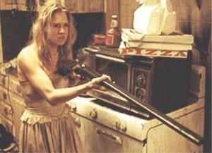 Ještě než přibrala pro roli Bridget.