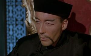 Aneb jak by vypadal šikmooký Christopher Lee.