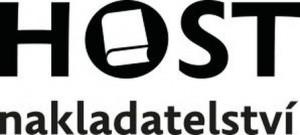 Logo nakladatelství Host.