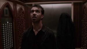 Že by první zkušenost s výtahem?