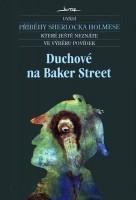 Obálka knihy Duchové na Baker Street.