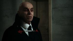 Dracula poprvé.