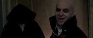 Dracula podruhé.
